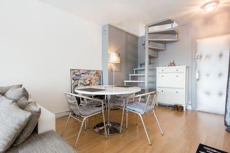Beautiful comfortable duplex - Gaillard