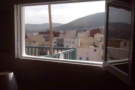 Maison traditionnelle tout confort - Sidi Ifni