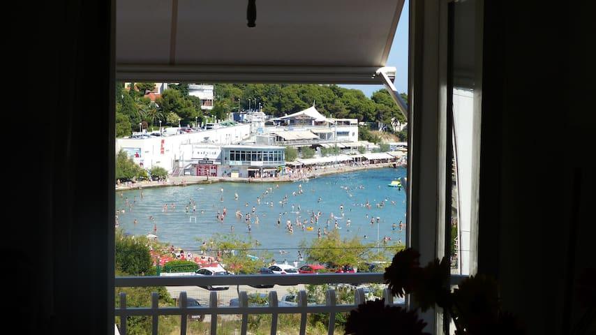 Comfort Beach Apartment with sea view - Split - Apartemen