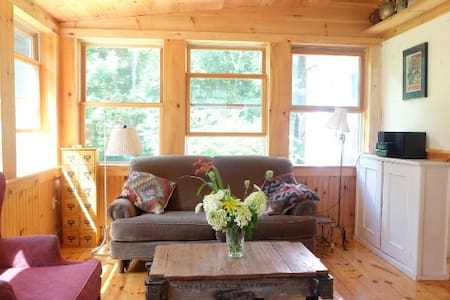 Rustic Cabin: 4 Quiet Acres near Berkshire Skiing - Chatham