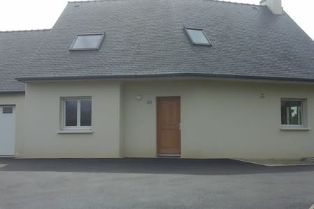 Grande maison neuve tout confort - Ploumoguer - Rumah