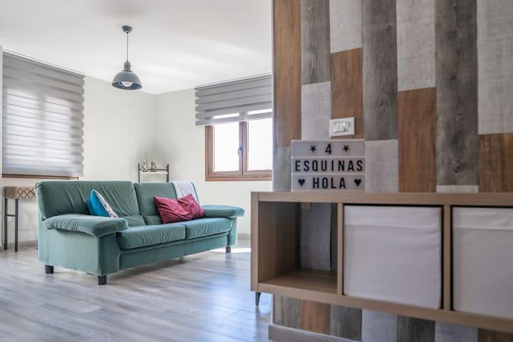 Apartamento en el centro de Santa Cruz de la Palma