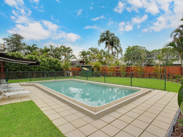 Palm Springs by the Beach - Broadbeach Waters - Huis
