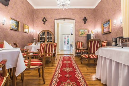 CenterCity Apartments - historic pension (B&B) - Prešov