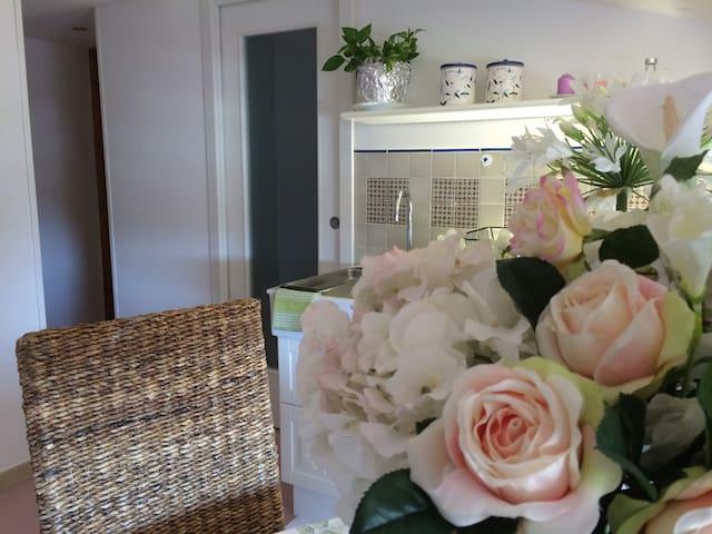 Maison rose - Battipaglia - Condominium
