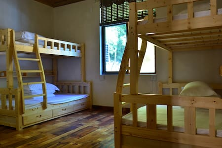 芣苢(四人间-高低床两张) - Huzhou - Wohnung