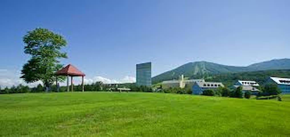 Appi Kogen Resort Condo 安比高原リゾート内安比グランドヴィラ2 - Hachimantai - Condominium