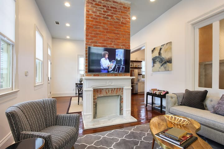 Upscale single-family home by the Quarter - New Orleans - House