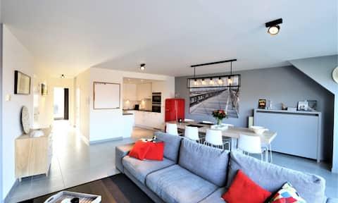 Luxe appartement voor uw vakantie in Knokke.