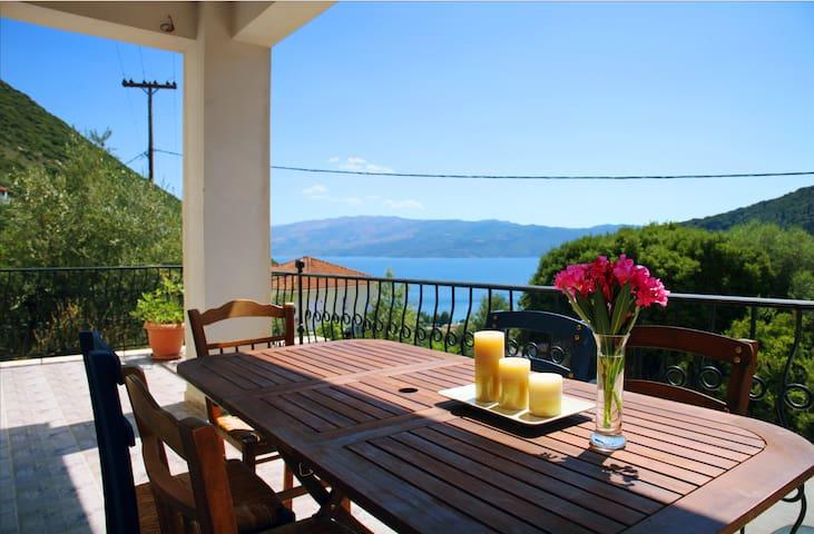 Ionian island villa