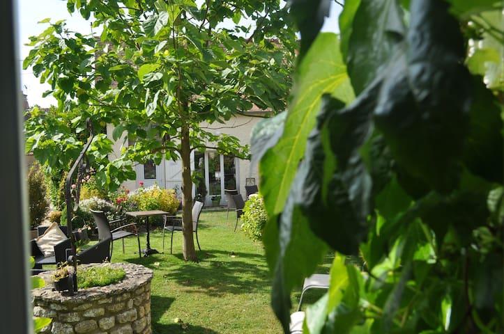 Cottage près de Giverny, Vernon, les Andelys...