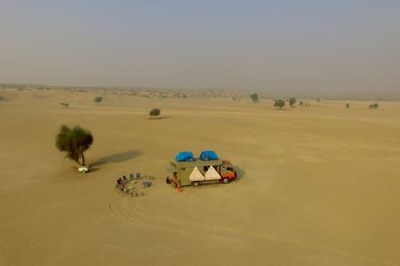 Taurus - The Truck - Rajasthan