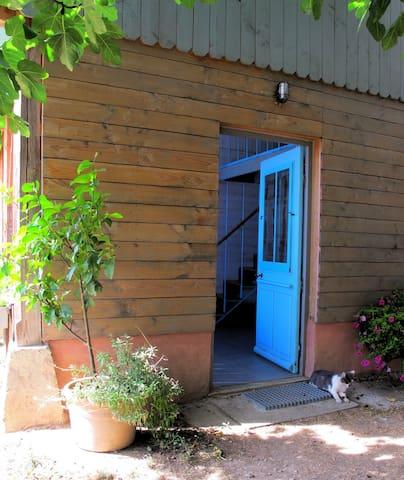 cabane de jardin tout confort - Sallèles-d'Aude - Hytte