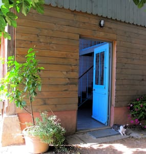 cabane de jardin tout confort - Sallèles-d'Aude