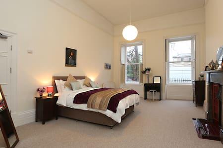 Great View Bright Spacious Georgian Bath Apartment - Bath