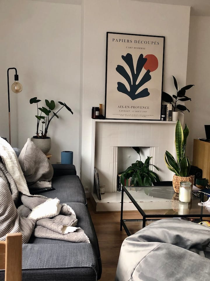 Double story, one bed in heart of Clapham Junction