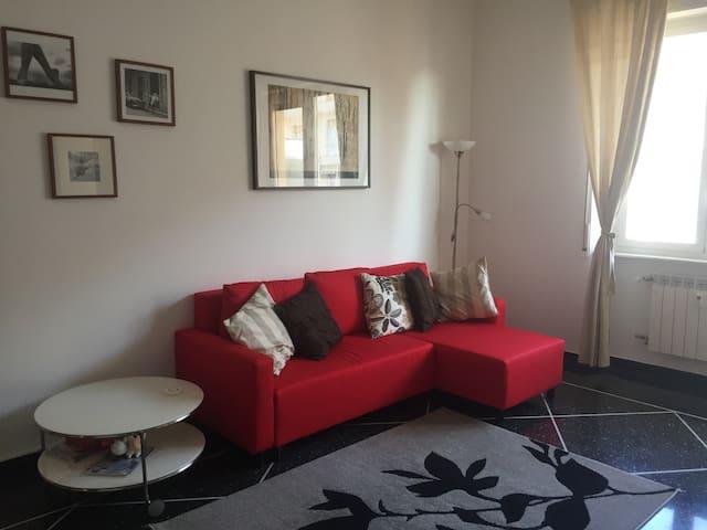 Appartamento Genova Pegli centrale