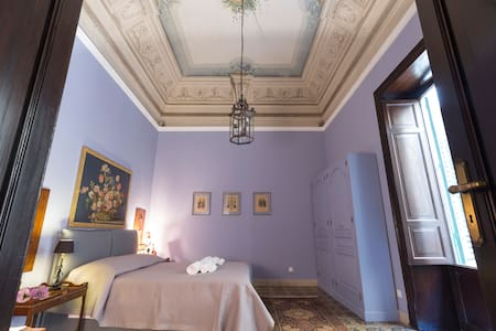 Tiffany elegant apartment in the city center. - Palermo