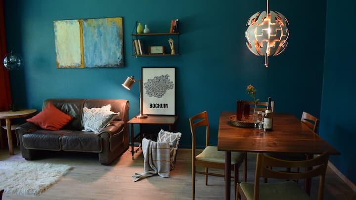 STAY IN BOCHUM,die stilvolle Wohnung im Ruhrgebiet