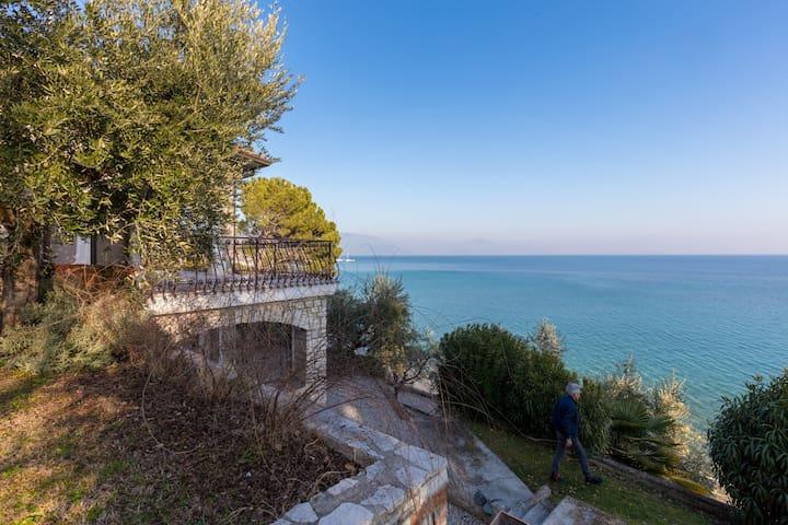 appartamento in villa sul lago - Solarolo - Apartamento