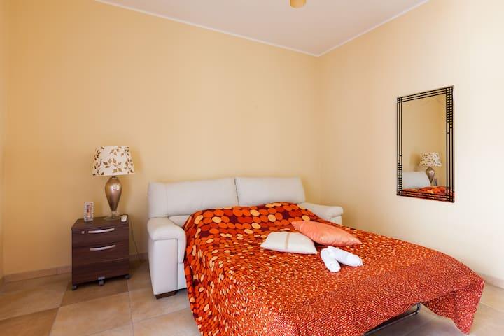 Appartamento Salento 8 km dal mare - San Giorgio Ionico - Apartamento