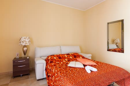 Appartamento Salento 8 km dal mare - San Giorgio Ionico - Byt