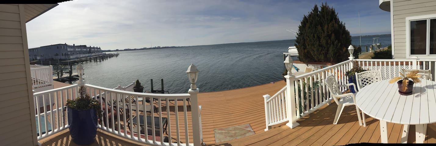 Waterfront Oasis - 94th St Ocean City - Ocean City - Huis