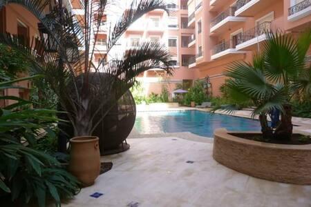 Un  Havre de Paix dans Marrakech - Marrakech - Apartment