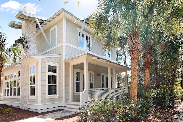 Welcome to 18 Eastern Lake, ( Blue Pelican) - Santa Rosa Beach - House