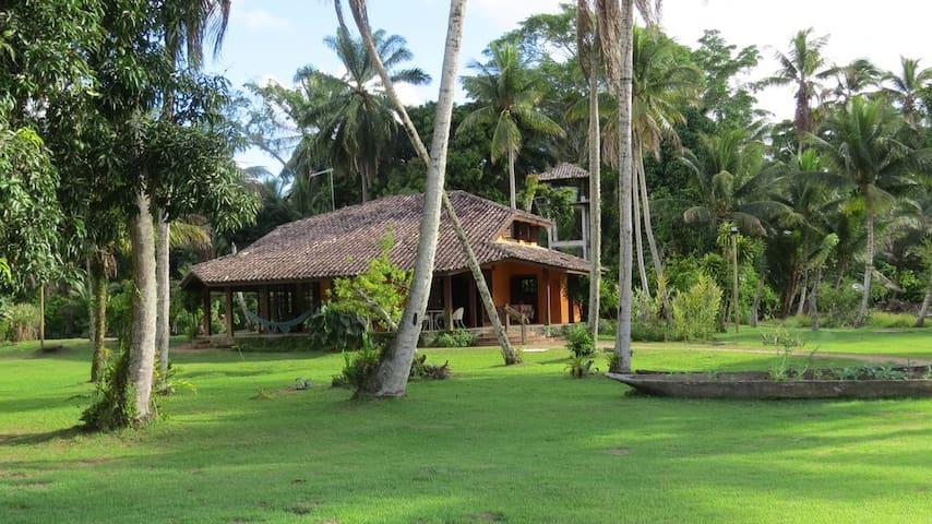 Uma ilha só para você! Em Itacaré o paraíso!