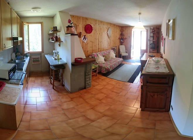 Casa accogliente Abetone