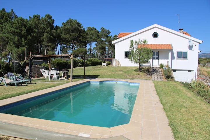 Quinta dos Gata - Gouveia - Casa de campo