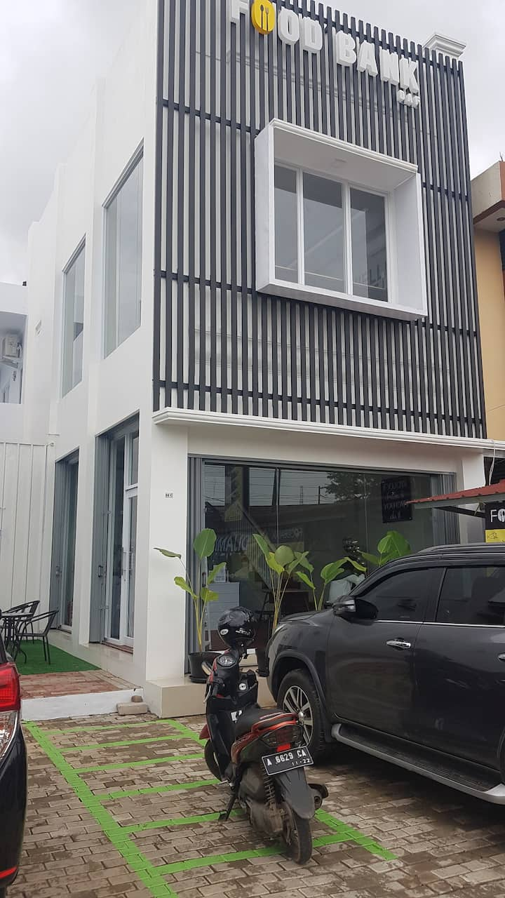 FOR RENT KOSTEL, in the heart of Serang city