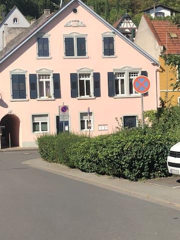 Möblierte Wohnung im Umland Rhein-Main-Gebiet
