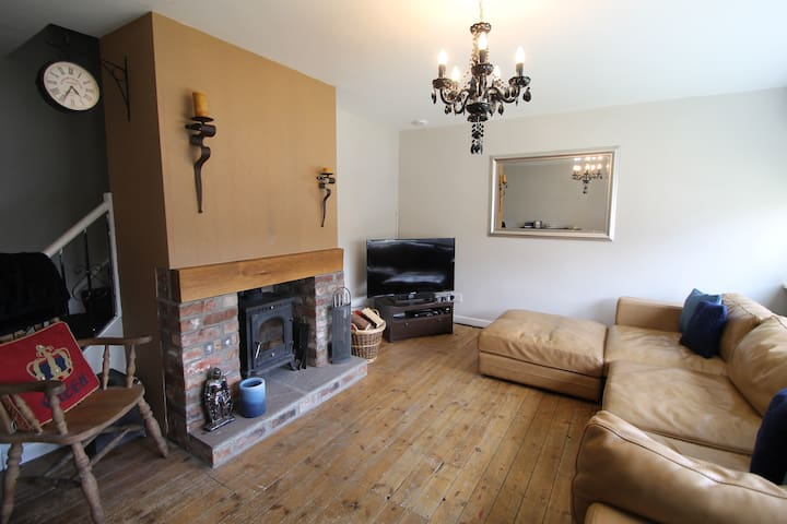 Cosy, comfortable, clean family home