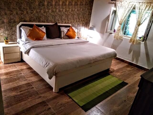 Wildflower Cottage, Mussoorie, Deluxe Room