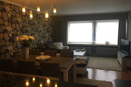 Big, modern & cosy apartment close to city centre - Антверпен