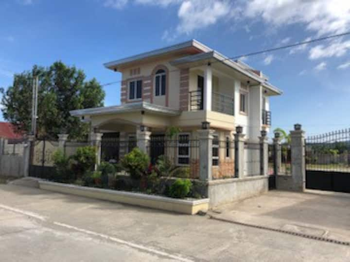 Mt. Samat Town Home on Bataan March Route