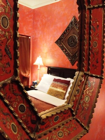 Moroccan Room - Chicago - Bed & Breakfast