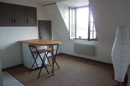 Studio meublé avec vue imprenable proche d'Angers - Grez-Neuville - Apartmen