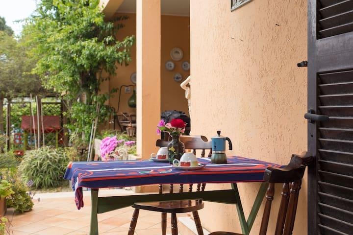 Appartamento RUTA con giardino