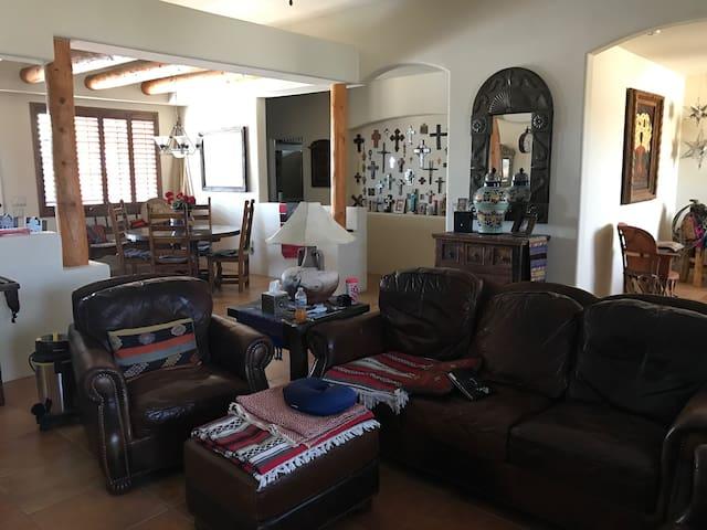 Sonoran Adobe home