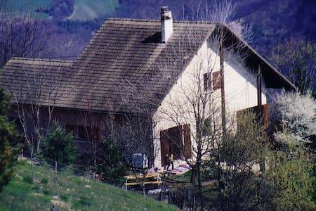Maison Zzyzx - Miribel-Lanchâtre