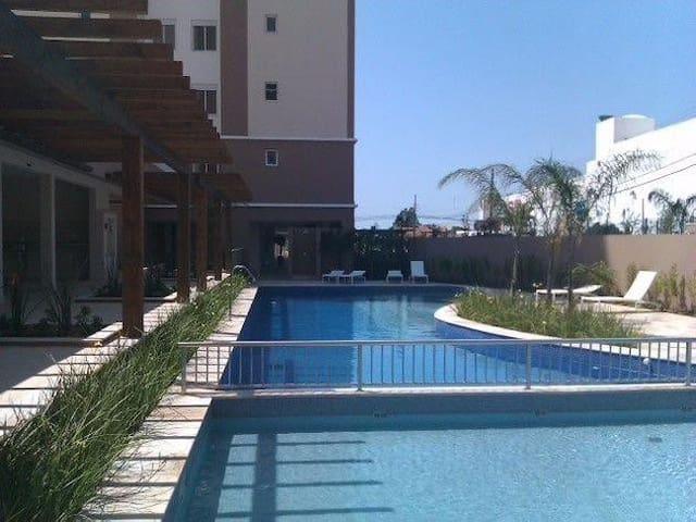 Apartamento com excelente localização - Palhoça - Apartemen