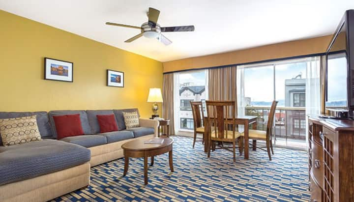 AWESOME LOCATION-SUITES AT FISHERMAN'S WHARF
