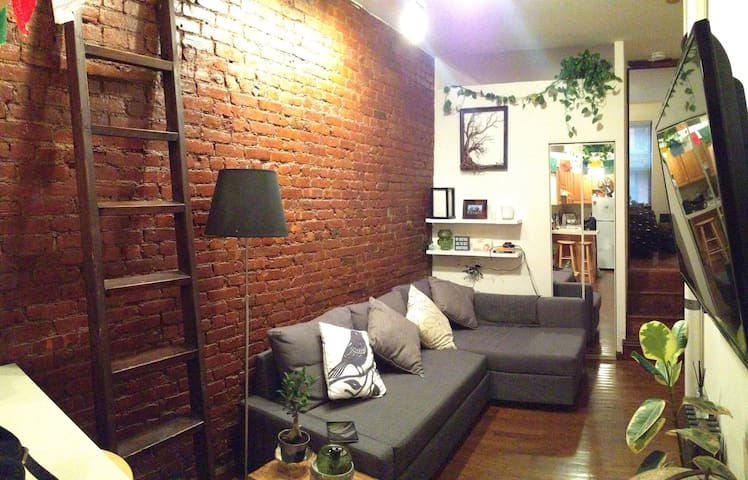 Private Apt in Lower East Side - New York - Huoneisto