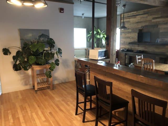 Comptoir de cuisine Kitchen counter