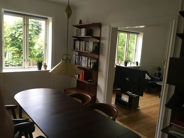 Cozy place for couples - close to Hellerup Station - Hellerup - Apartamento