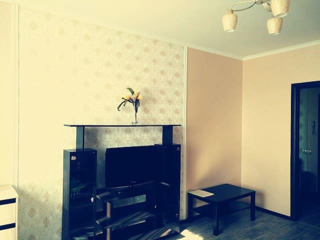 Милая квартирка около Университета - Владимир - Appartement