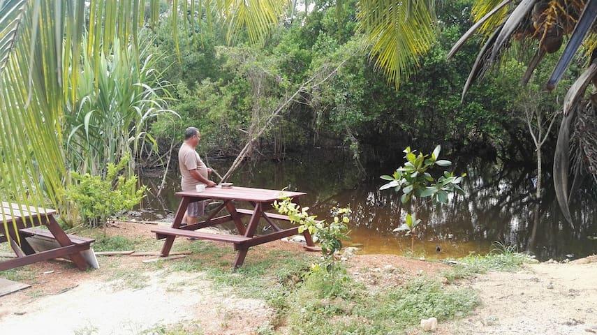 Don Pepe, hostal en Playa Larga
